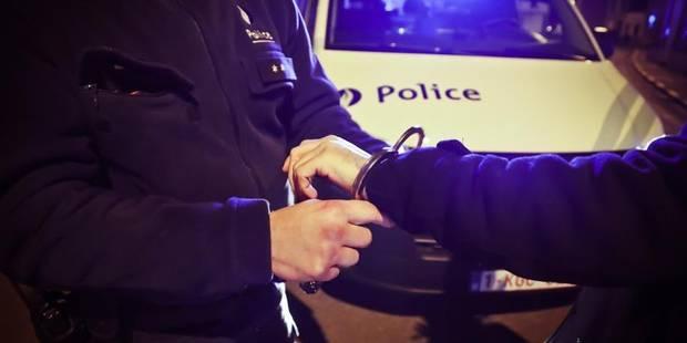Borinage: trois interpellations et deux retours en prison - La DH