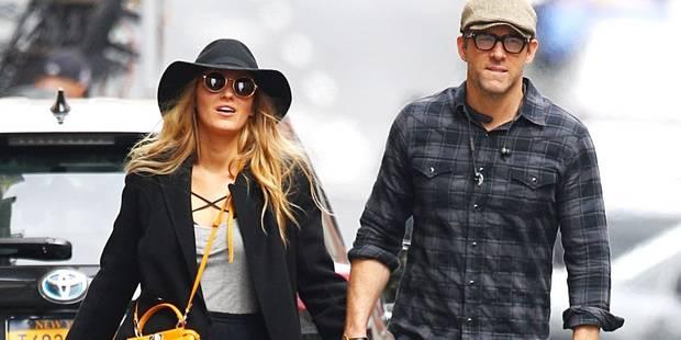 Blake Lively se venge ingénieusement de son mari - La DH