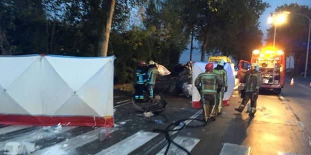 Thulin: Filippo Valenti décède dans un grave accident sur la N51 - La DH