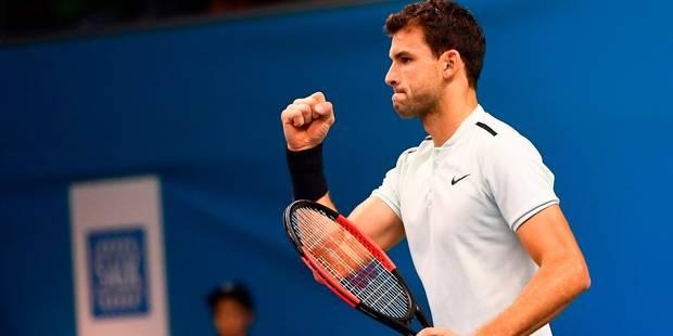 Masters: le Bulgare Grigor Dimitrov et le Croate Marin Cilic qualifiés - La DH