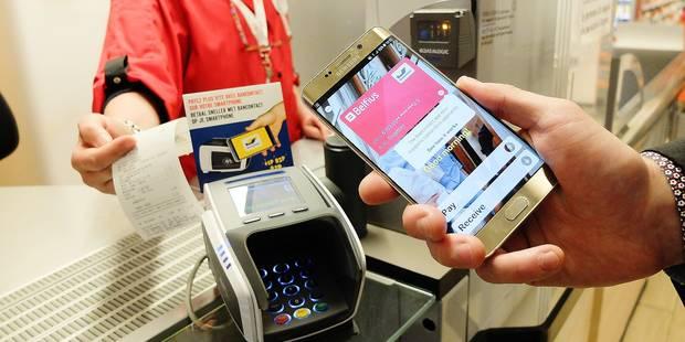 Bancontact : paiement par carte et... smartphone - La DH