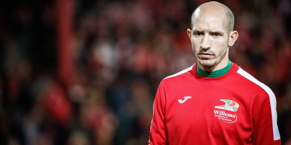 Franck Berrier suspendu pour raisons disciplinaires par Ostende