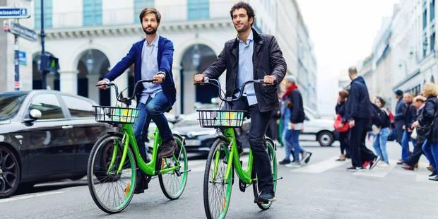 Bruxelles: Des nouveaux vélos partagés débarquent dans le sud de la capitale - La DH