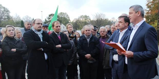 Suppression de la protection civile de Libramont: 15 communes au Conseil d'Etat! (VIDEOS) - La DH