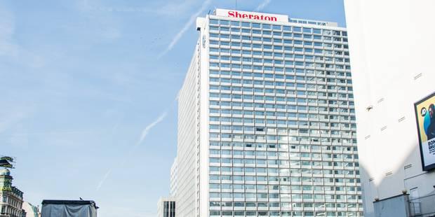 Le Sheraton de Bruxelles rouvrira dès 2018 sous un autre nom - La DH