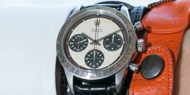 Cette montre a été vendue 17,8 millions de dollars: voici à qui elle appartenait - La DH