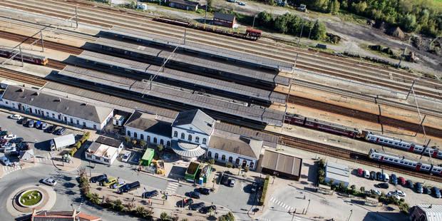 Feu vert pour l'aménagement de la gare de Braine-le-Comte - La DH
