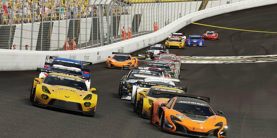 Drapeau jaune pour Gran Turismo Sport