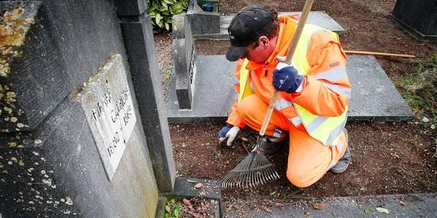 Mons-Centre: Des cimetières plus verts, des communes qui s'adaptent - La DH
