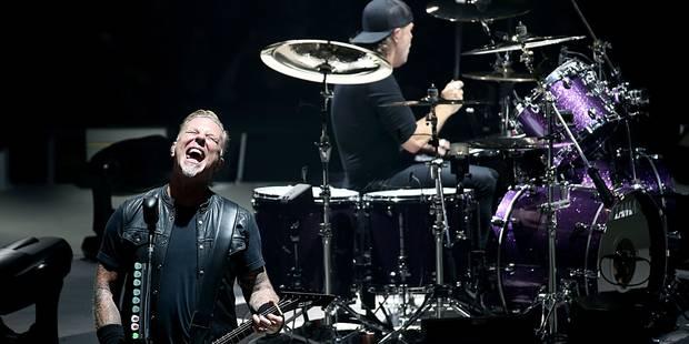 Metallica en mode majeur en Allemagne - La DH