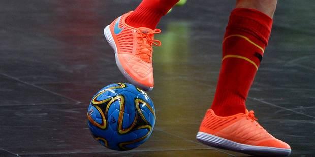 Futsal: Les U18 rêvent des JO - La DH