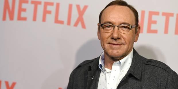 """Netflix écarte Kevin Spacey de """"House of Cards"""" - La DH"""