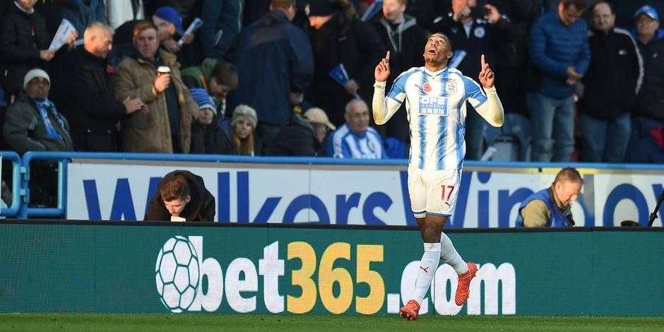 Le but sublime de van La Parra pour Huddersfield