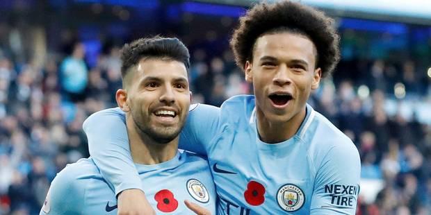 Premier League: Manchester City inarrêtable, United stoppé - La DH