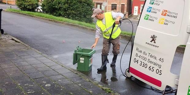 Liège: Faites briller vos poubelles - La DH