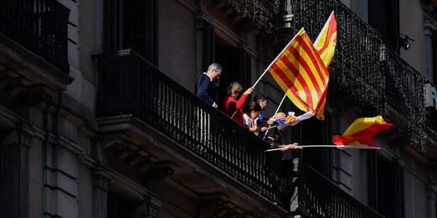 200 bourgmestres catalans vont débarquer à Bruxelles ce mardi: voici leur programme - La DH