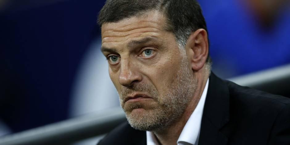 West Ham, 18e, limoge son entraîneur croate Slaven Bilic