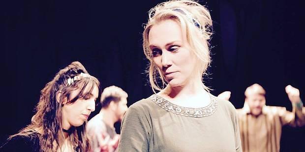 """Une pièce de théâtre ambitieuse des Voyageurs Sans Bagage: """"Ca fait plaisir de voir un Rachid jouer un Richard"""" - La DH"""