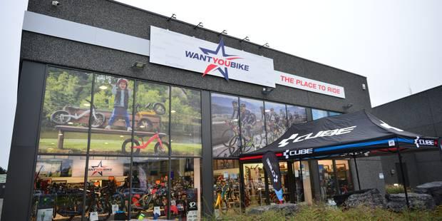 "Wanty-Groupe Gobert lance ""Want you Bike"", un concept global - La DH"