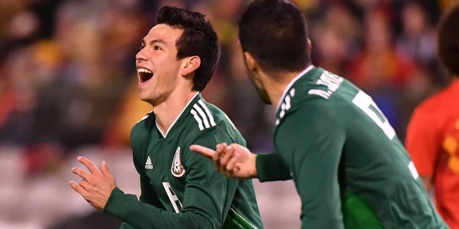 """""""Une belle présentation du football mexicain"""" selon le sélectionneur Osorio"""