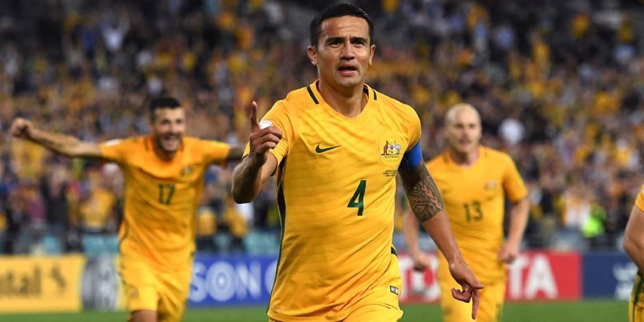 Mondial-2018 - Barrages: l'Australie contrarie le Honduras