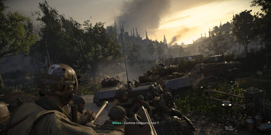 """Call Of Duty : """"WWII"""" débarquement réussi !"""