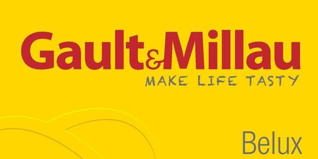 Découvrez tous les restaurants primés par le Gault&Millau en Belgique (Carte interactive) - La DH