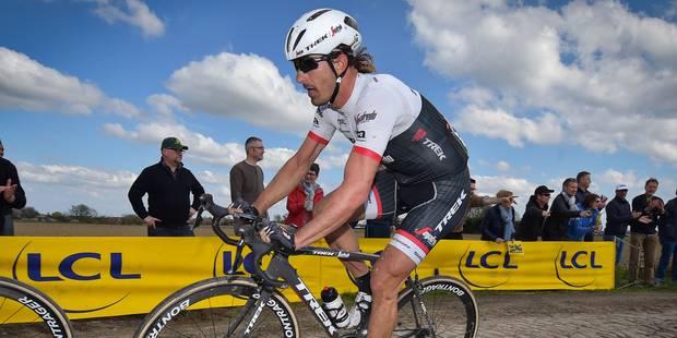 Fabian Cancellara veut faire interdire le livre qui l'accuse de dopage mécanique - La DH