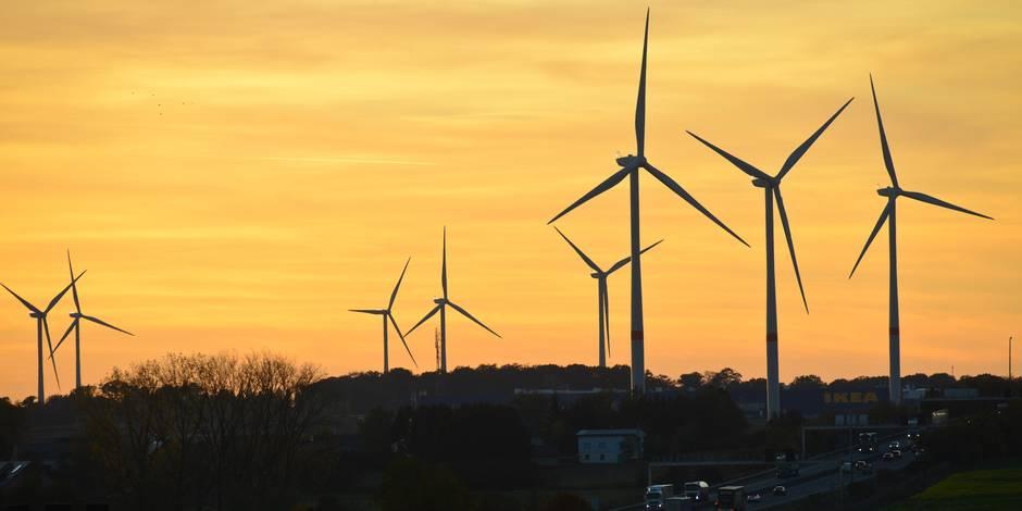 La Défense se bat contre les éoliennes