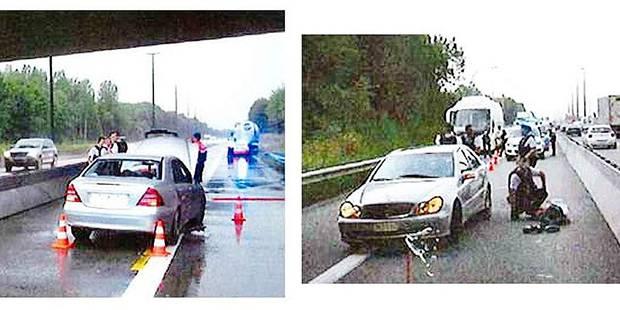 Une policière blessée après une course-poursuite à 190 km/h à Chapelle - La DH