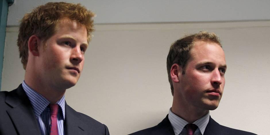 Les princes Harry et William jouent dans le prochain Star Wars