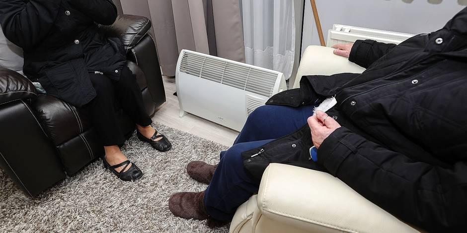 Anderlecht: Ils sont 400 sans chauffage depuis 6 mois