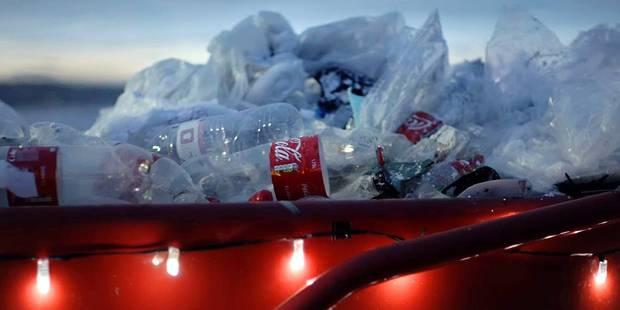 Greenpeace tacle Coca-Cola dans une vidéo parodique - La DH
