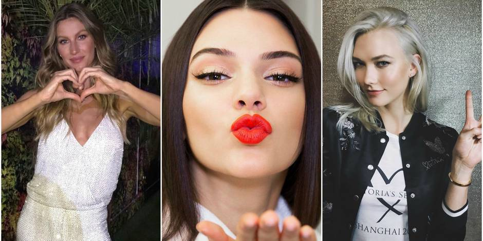 Qui est la mannequin la mieux payée de 2017 ?