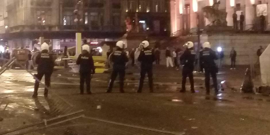 Les leçons des émeutes ne sont pas tirées à Bruxelles - La DH