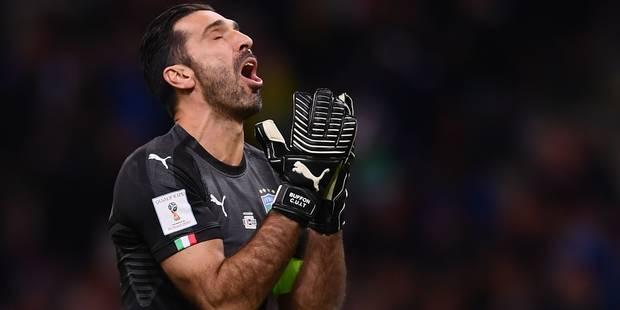 """Buffon déjà de retour avec """"La Nazionale"""" ? - La DH"""