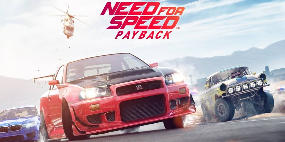 Купить Need for Speed Payback