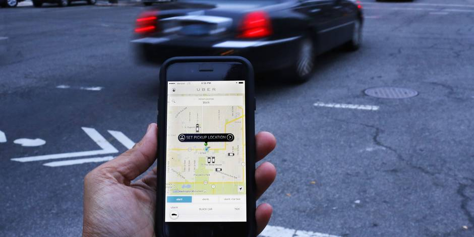 Un chauffeur Uber pris à parti par un taximan bruxellois (VIDEO)