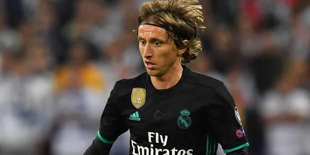 Real Madrid: au tour de Modric d'être accusé d'évasion fiscale - La DH