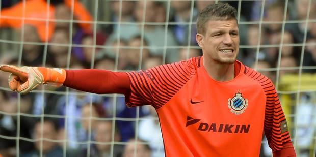 Croky Cup: Butelle pour la première fois dans la sélection du Club Bruges - La DH