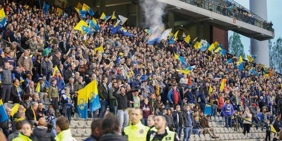 Les supporters de l'Union en ont ras-le-bol du Heysel