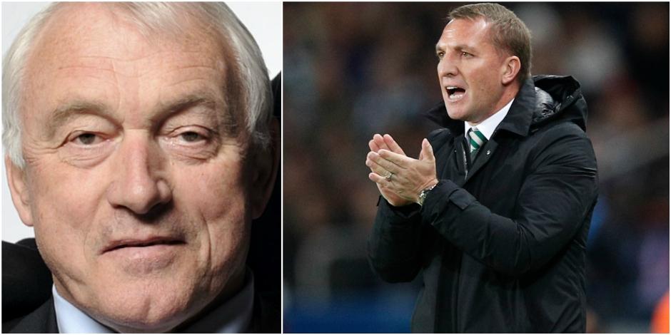 """""""Une équipe de paysans"""": Van Himst a vexé le Celtic, ses supporters et Brendan Rodgers"""