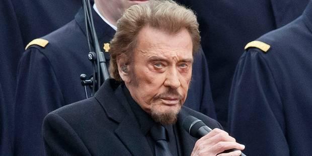 """""""La plus grande star du rock français est mort"""": Quand la presse étrangère rend hommage à Johnny - La DH"""