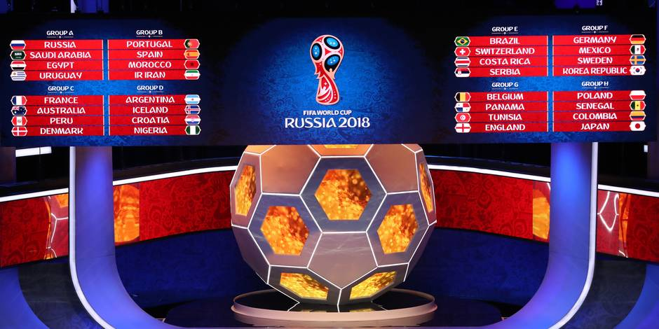 Mondial 2018: L'Union belge demande plus de tickets à la FIFA pour les supporters belges