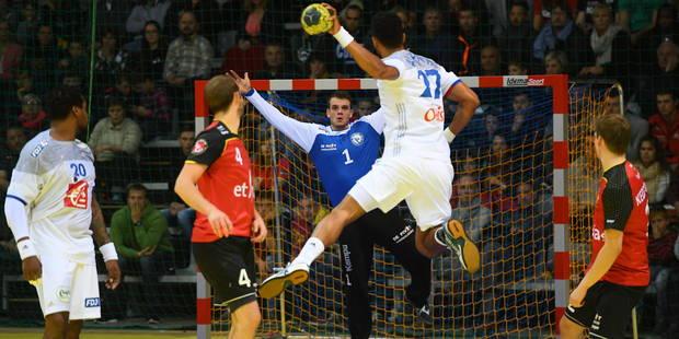 Handball: Lettens, un Belge dans le Hand Star Game français - La DH