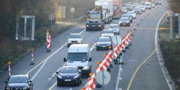 Accident mortel au viaduc du Wauthier-Braine: l'autoroute a été fermée! - La DH