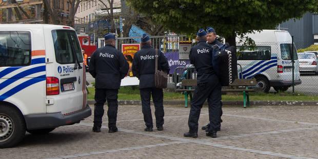 Charleroi: 4 zones de police s'associent pour sécuriser les commerces durant les fêtes - La DH