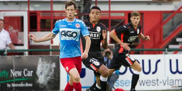 Le Gantois Thomas Matton arrête sa carrière de footballeur - La DH