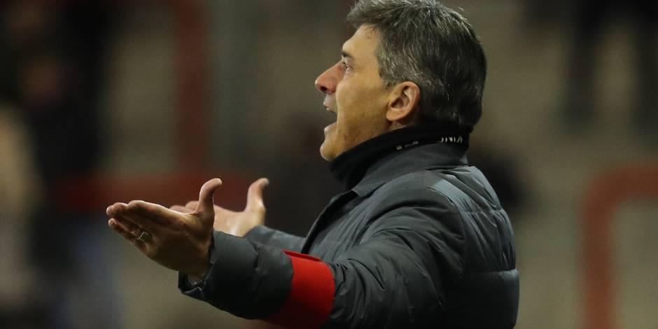 """Mazzù: """"J'espère qu'Anderlecht ne nous dépassera pas"""""""
