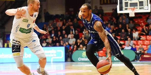 Coupe de Belgique de basket: Charleroi prend une option, partage entre Alors et Mons, Anvers émerge dans le duel au somm...
